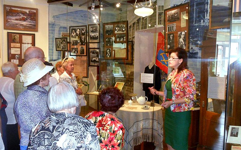klimovsk podolsk museum