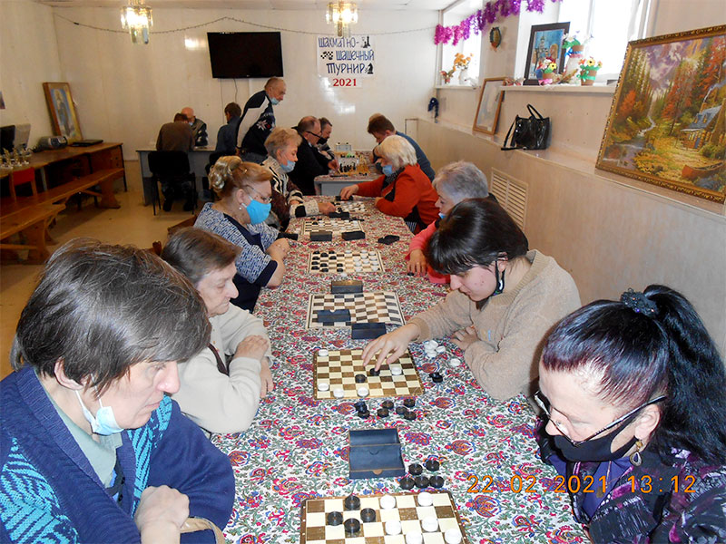 klimovsk chess 23 feb