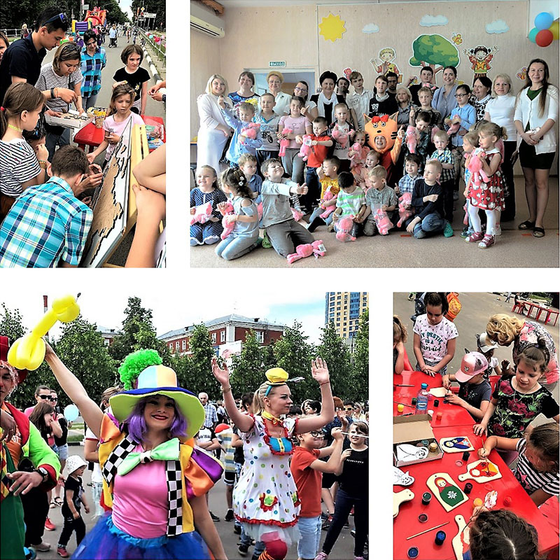 reutov children day 2019