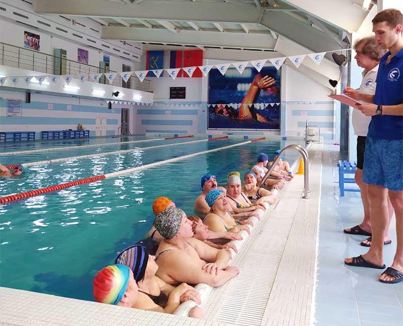 klimovsk kreshen swim 2021