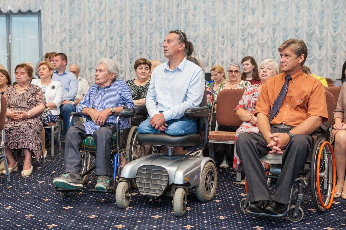 Всероссийское общество инвалидов поздравление